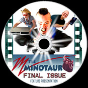 The Minotaur Final Issue 2-Disc DVD Set